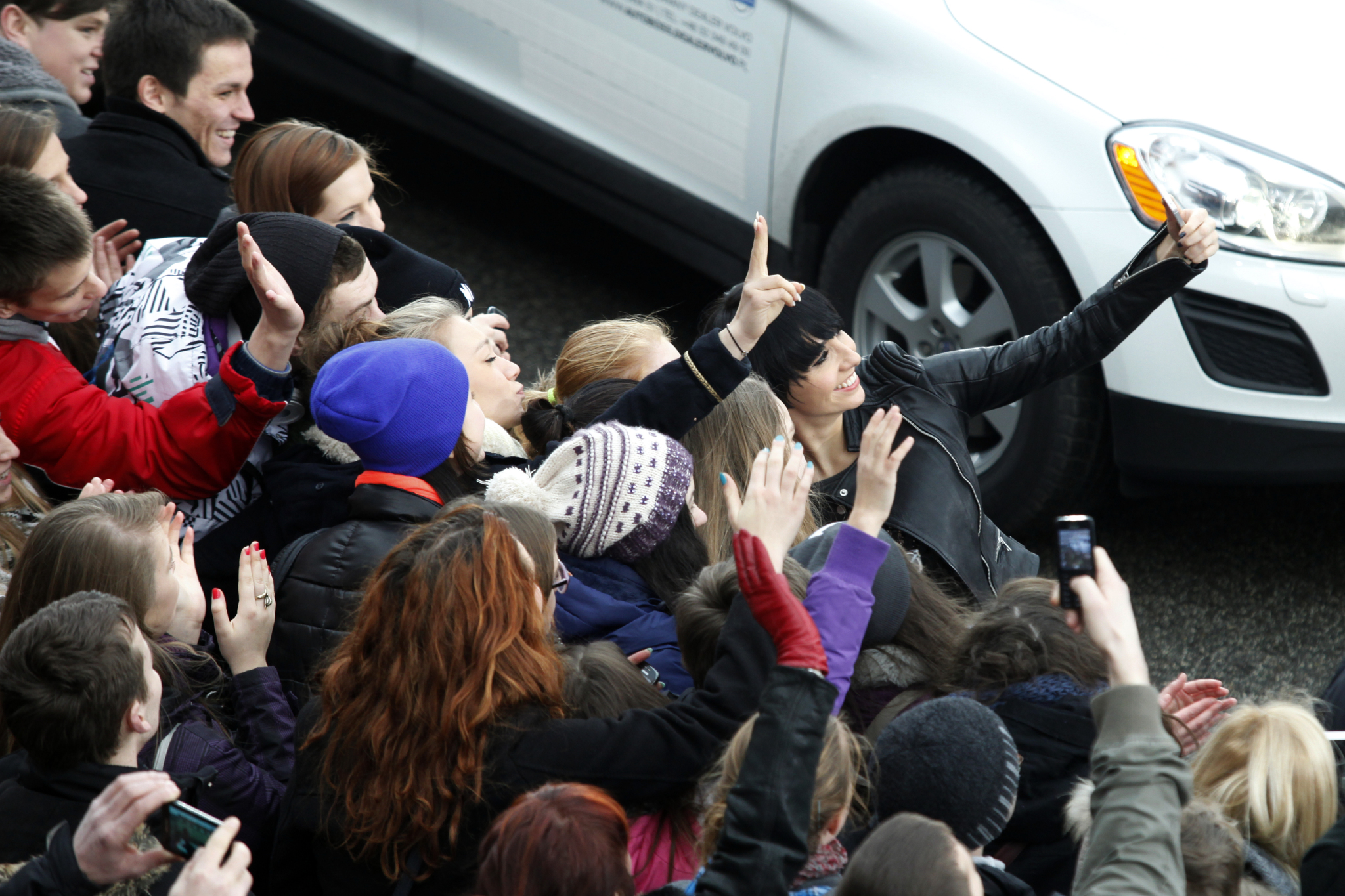 """""""X Factor"""": Nowe zdjęcia z castingów!"""